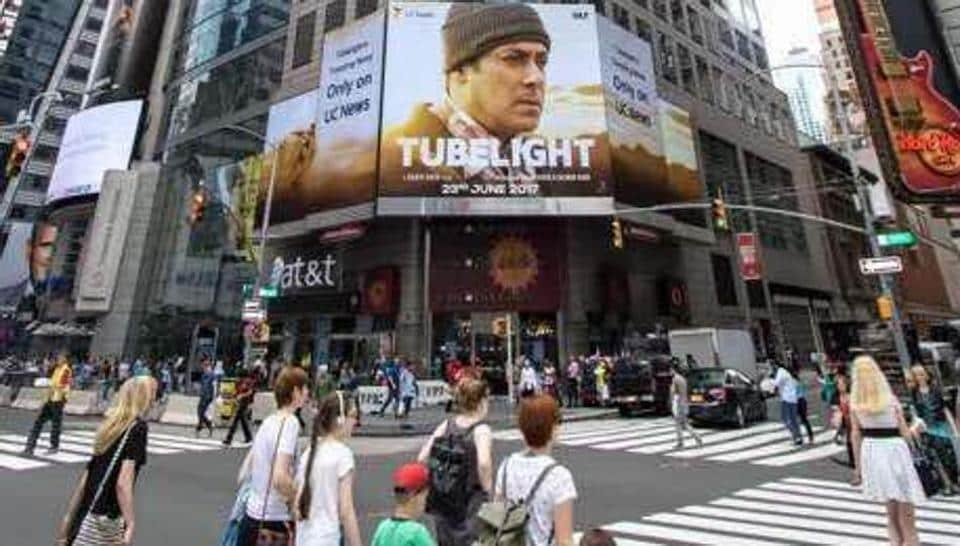 Tubelight is slated for a June 23 release.