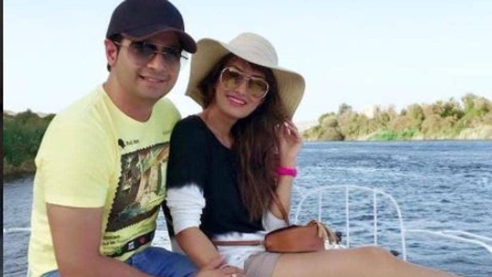 TV couple Karan Mehra and Nisha Rawal tied the knot in 2012.