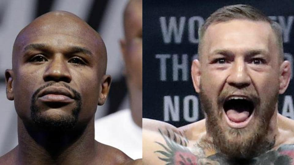 Floyd Mayweather will be the overwhelming favourite going into the bout against Conor Mayweather.