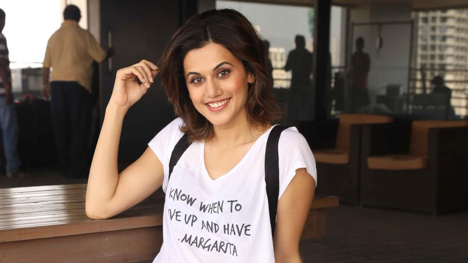 Actor Taapsee Pannu will share screen space with actors Varun Dhawan and Jacqueline Fernandes in her next.