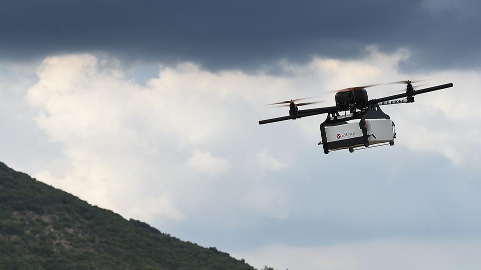 Drone delivery of the easy-to-use defibrillator could raise the chances of survival of cardiac arrest victims.