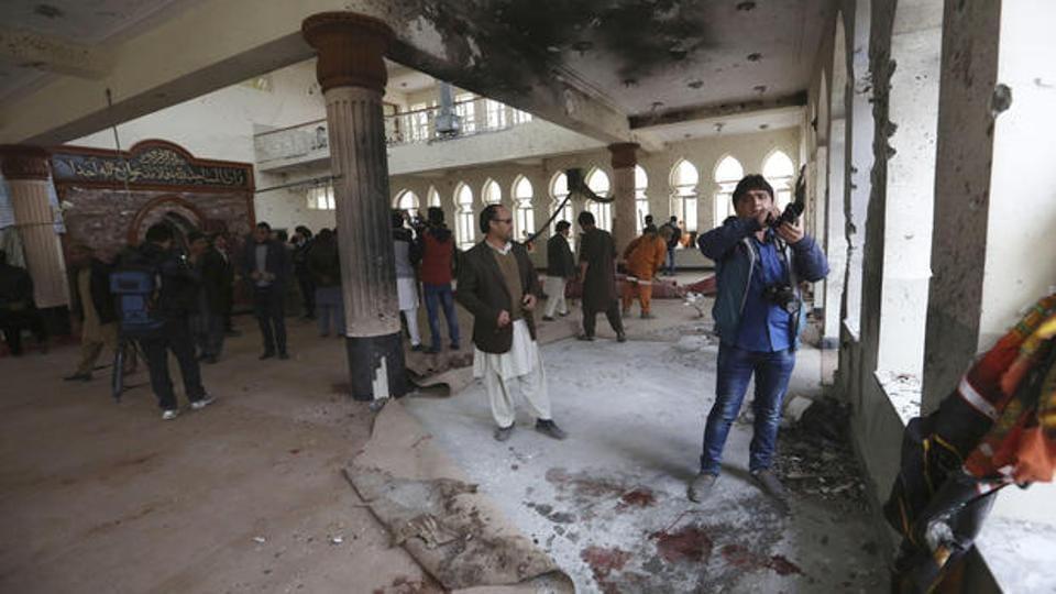 Kabul Mosque,Afghanistan,Kabul Blast