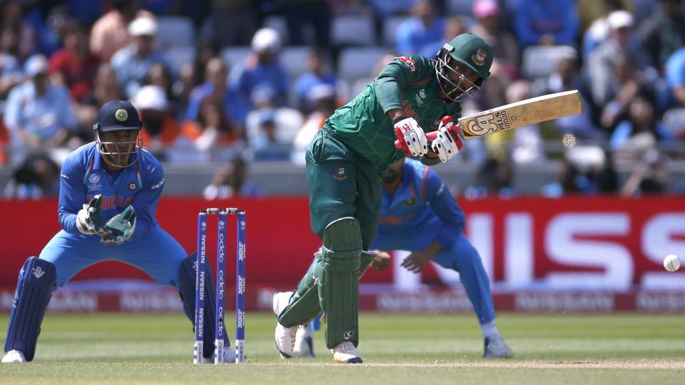 Bangladesh's Tamim Iqbal was the top-scorer with 70 off 105 balls. (REUTERS)