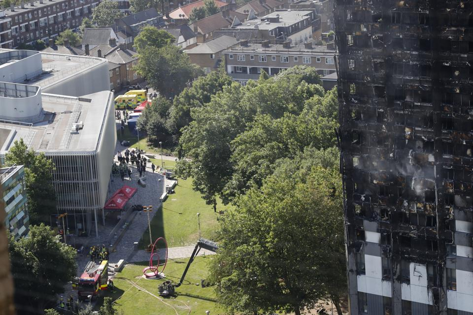 24-storey Grenfell Tower,London fire,Fire commissioner Dany Cotton