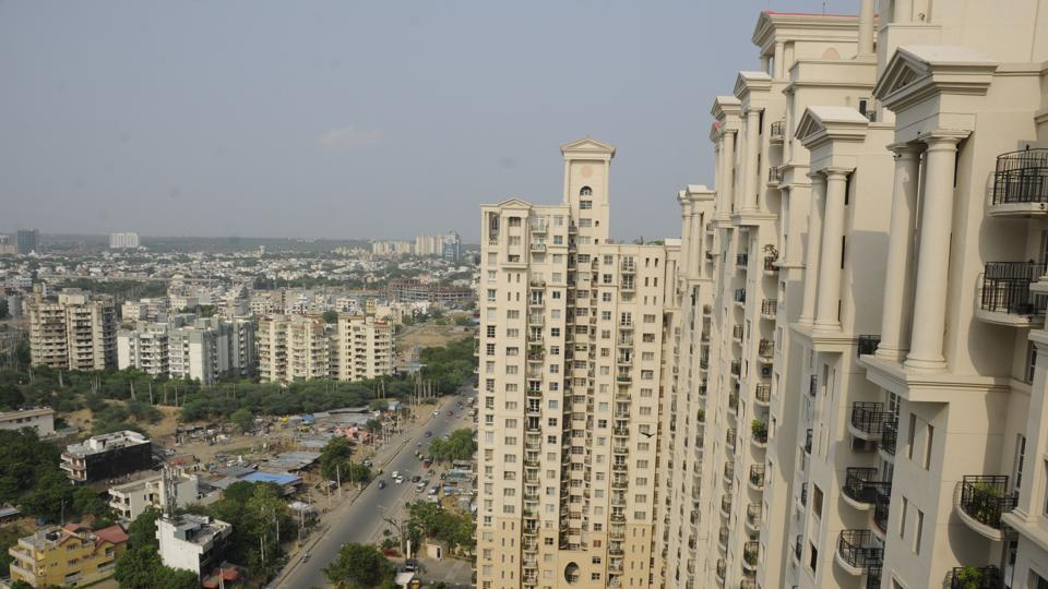 There are about 6,400 high-rises in Delhi and its nearby cities.