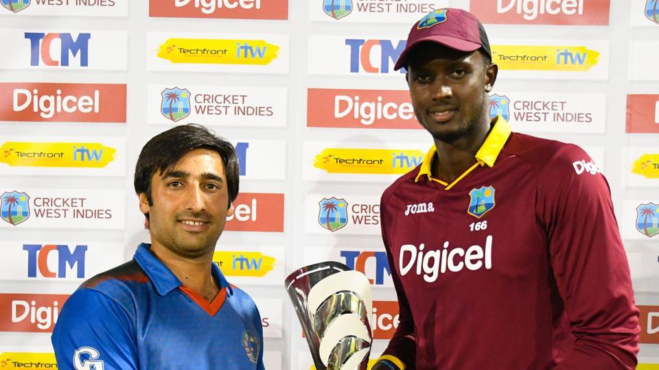 The ODIseries between West Indies and Afghanistan ended 1-1 after the third ODI at St.Lucia was abandoned due to persistent rain.