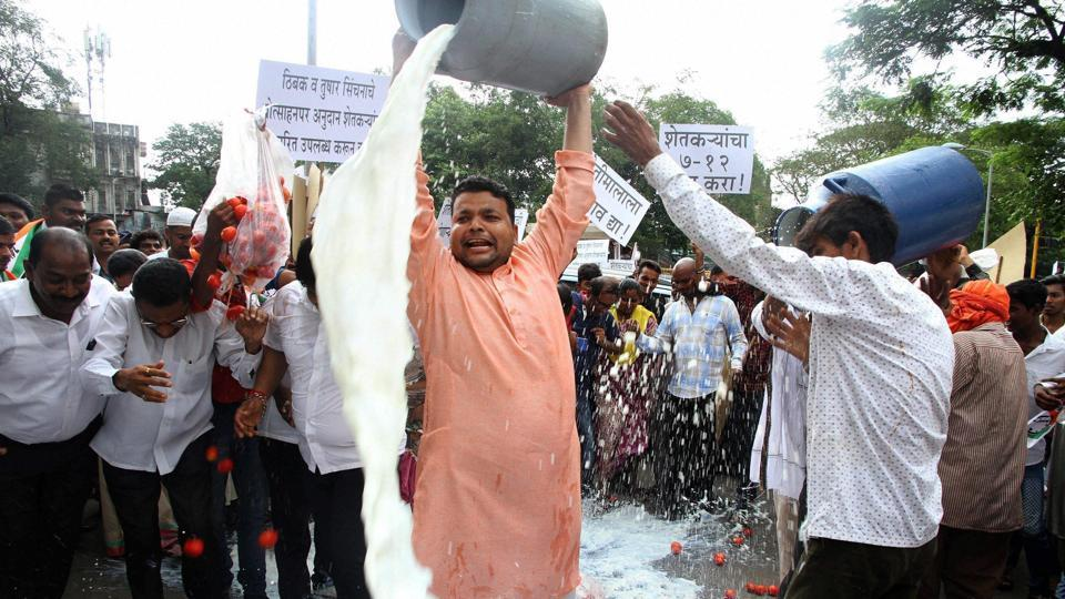 The Thakor community leader claimed that out of a total of 63 lakh farmers in Gujarat, around 40 lakh were under debt.