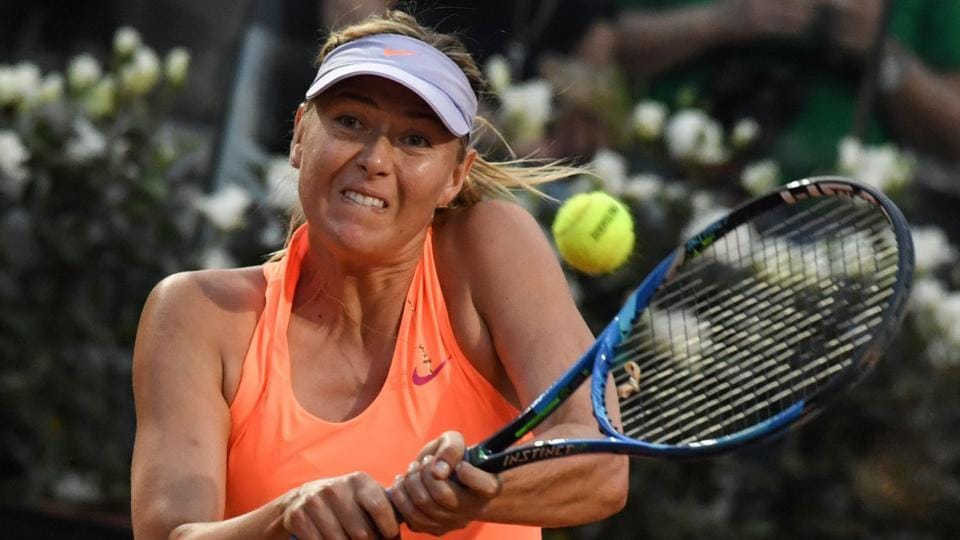 Maria Sharapova will compete in the tournament for the first time in six years.