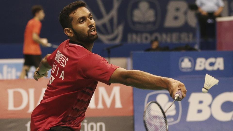 India's HS Prannoy stunned Malaysian top seed Lee Chong Wei during the men's singles second round of the Indonesia Open Superseries Premier on Thursday.
