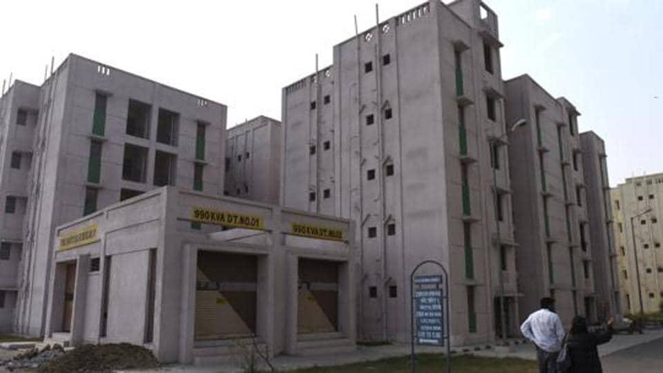 Representative picture. DDA flats in Sector 34 Rohini Area in New Delhi,  on Friday, January 6, 2017.