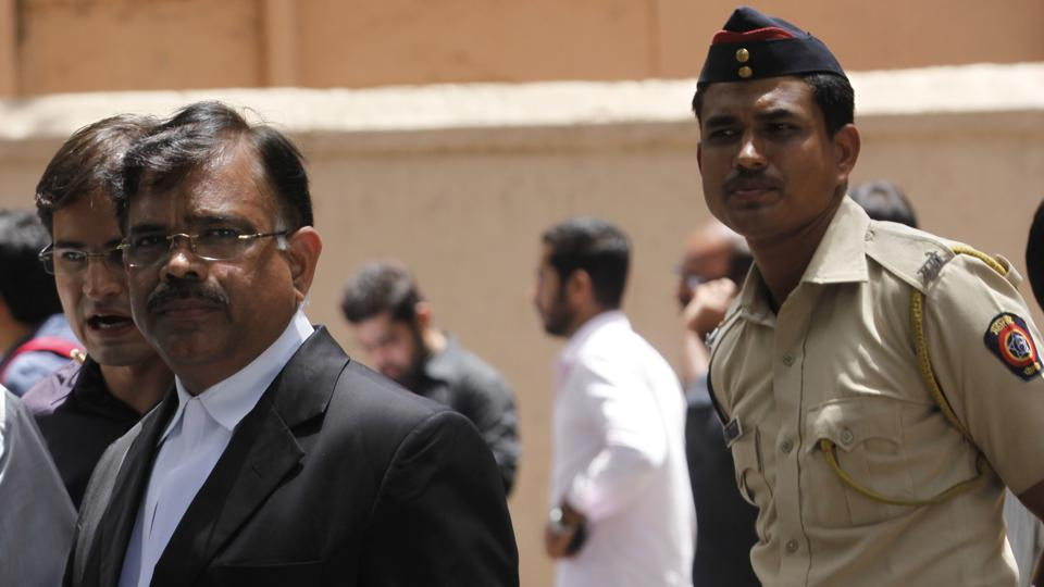 Deepak N Salvi, the public prosecutor in the 1993 Mumbai serial blasts case.