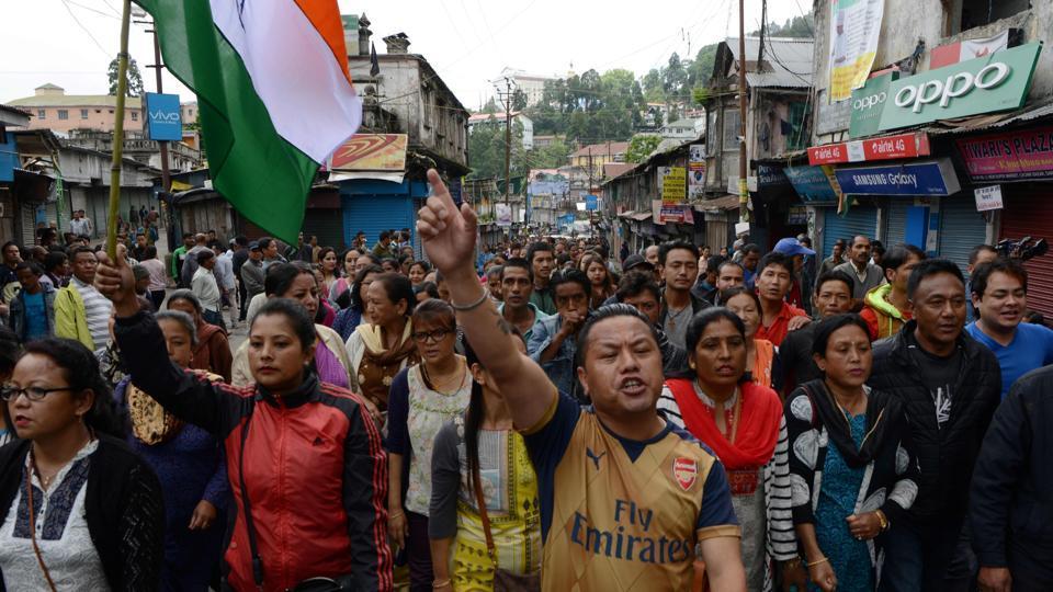 Bimal Gurung,Gorkha Janmukti Morcha,Darjeeling