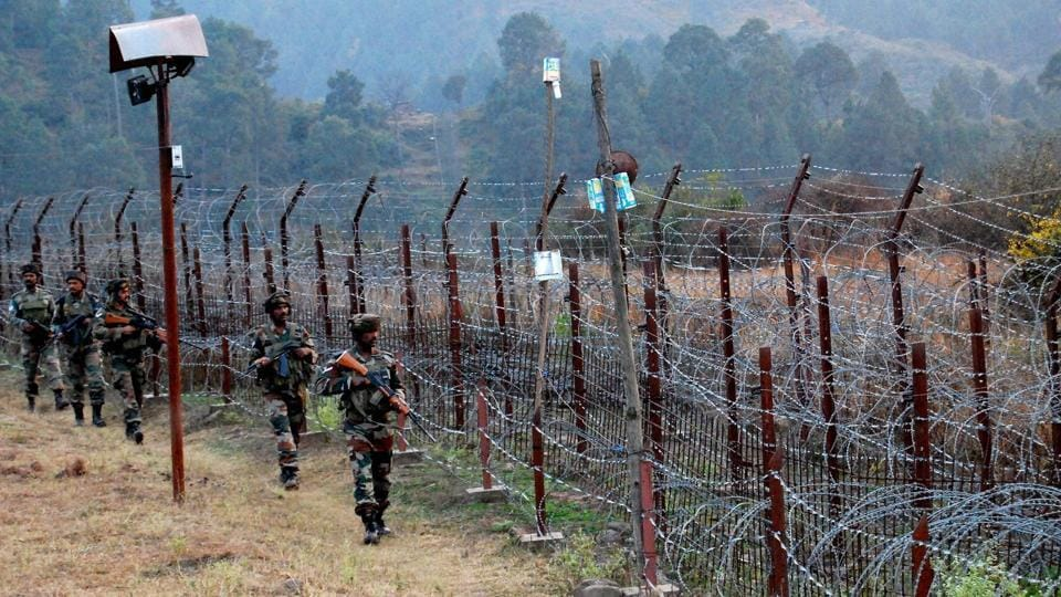 The Indian Army says that the Pakistan violates the bilateral ceasefire to assist infiltration of militants into the Indian side of the LoC.
