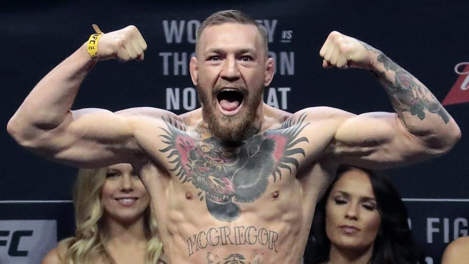 Conor McGregor might be new to boxing but he could cause Floyd Mayweather trouble in their fight, believes UFC fighter Holly Holm.