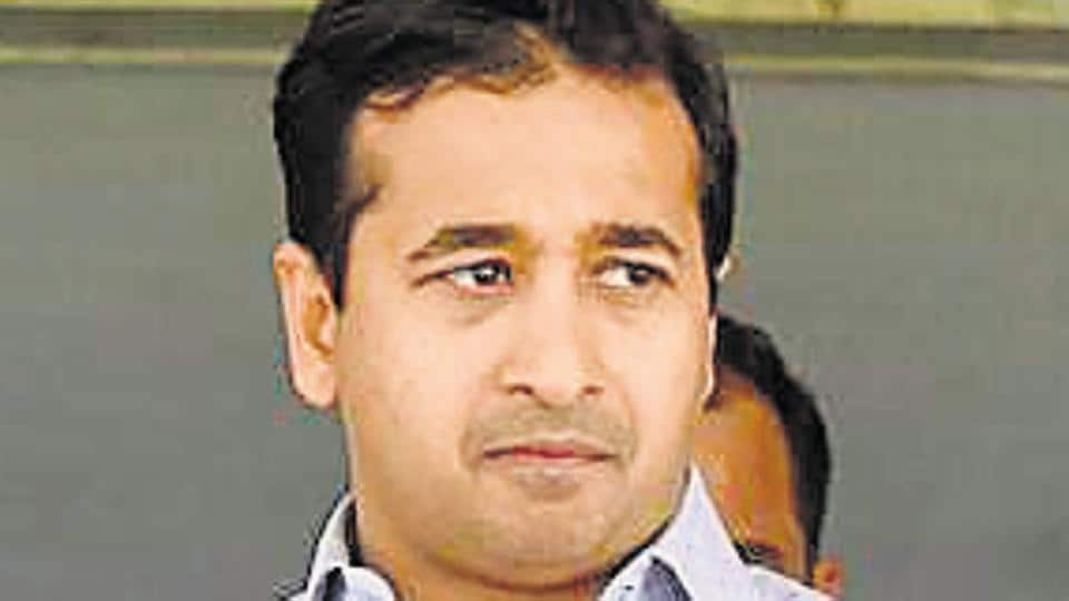 Nitesh Rane is an MLA from Kankavli assembly constituency of Sindhudurg district in Konkan region.