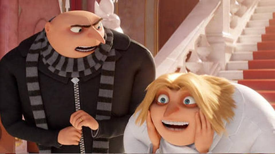 Now, after seven years of stuffing our noses in Minions, Illumination decided it was time to put Gru back in the spotlight.