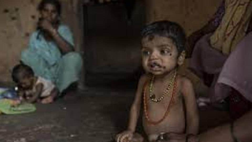 Last year, more than 300 children from Palghar died of malnutrition.
