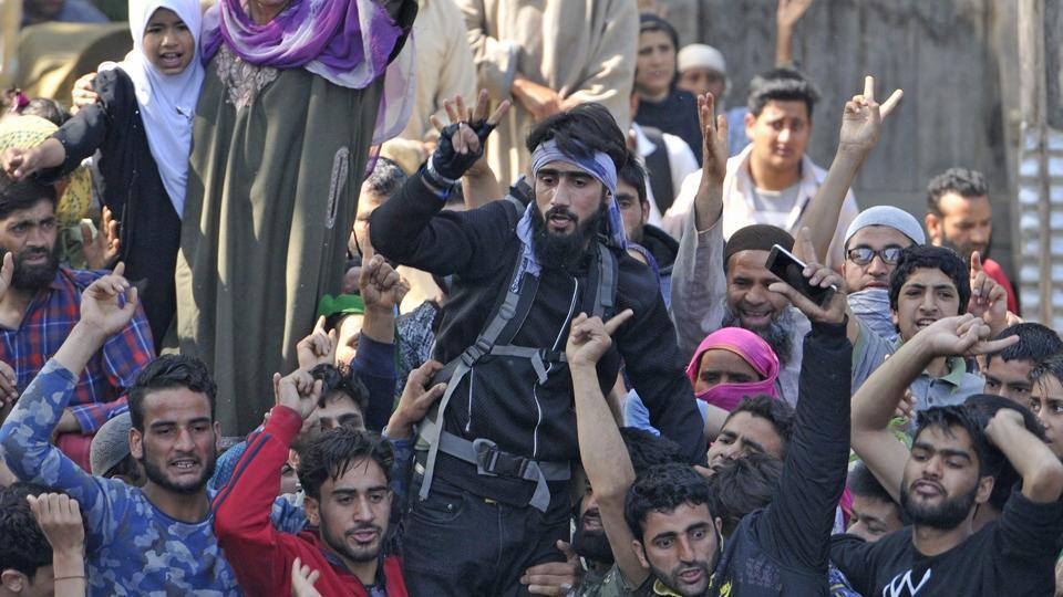 Kashmir terrorists,Danish Ahmed,Kashmir terrorism