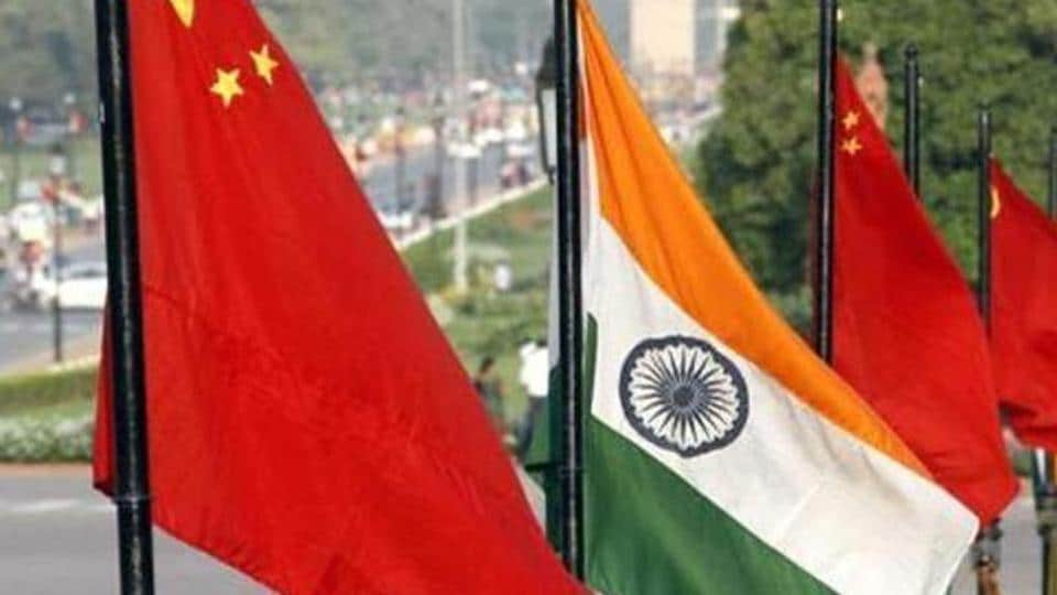 China has been blocking India's membership in the 48- nation grouping which controls the nuclear commerce.
