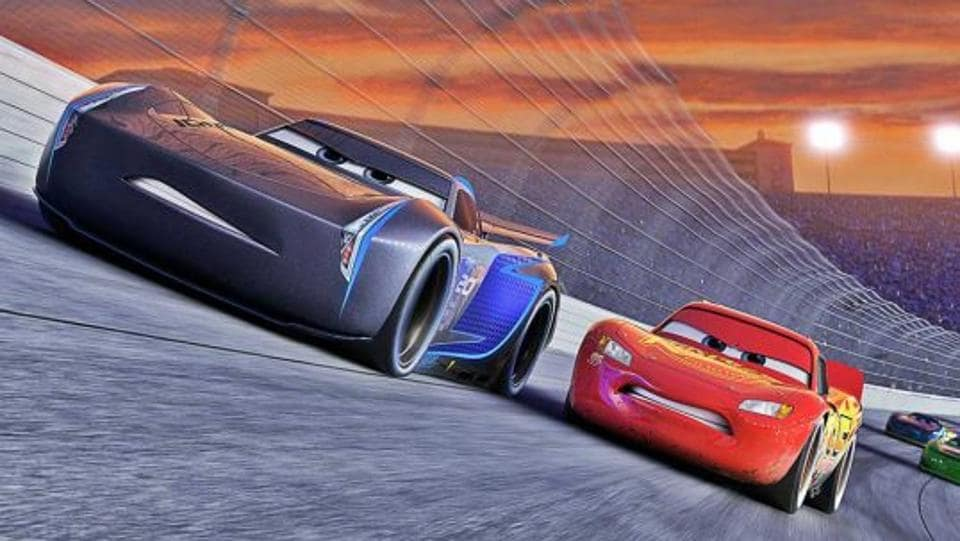 The heroic old champion, Lightning McQueen, is now an ageing legend facing competition from a new breed of speedsters. How will he win his position back?