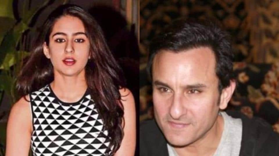 Sara Ali Khan will be making her Bollywood debut with Abhishek Kapoor's Kedarnath opposite Sushant Singh Rajput.