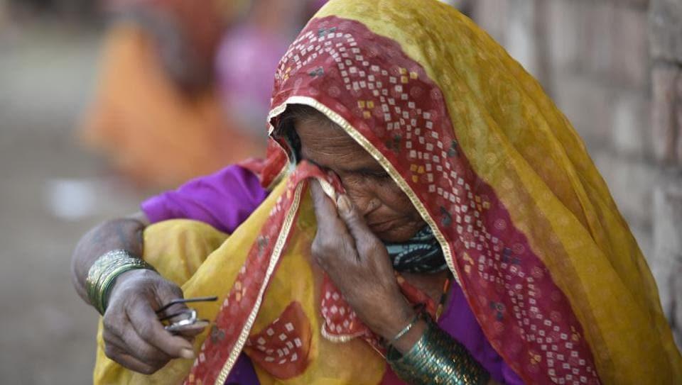 Farmer suicide,widows,women's empowerment