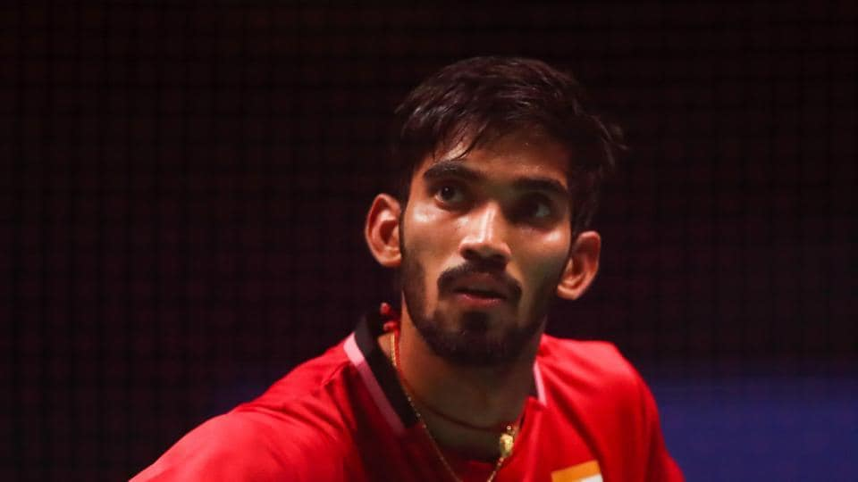 Kidambi Srikanth entered the semi-final of the Indonesia Open badminton along with HSPrannoy.
