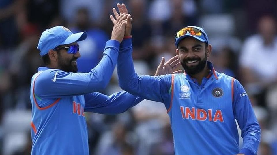Virat Kohli has been instrumental in taking India to the final of the ICC Champions Trophy 2017 where they will take on arch-rivals Pakistan on Sunday.