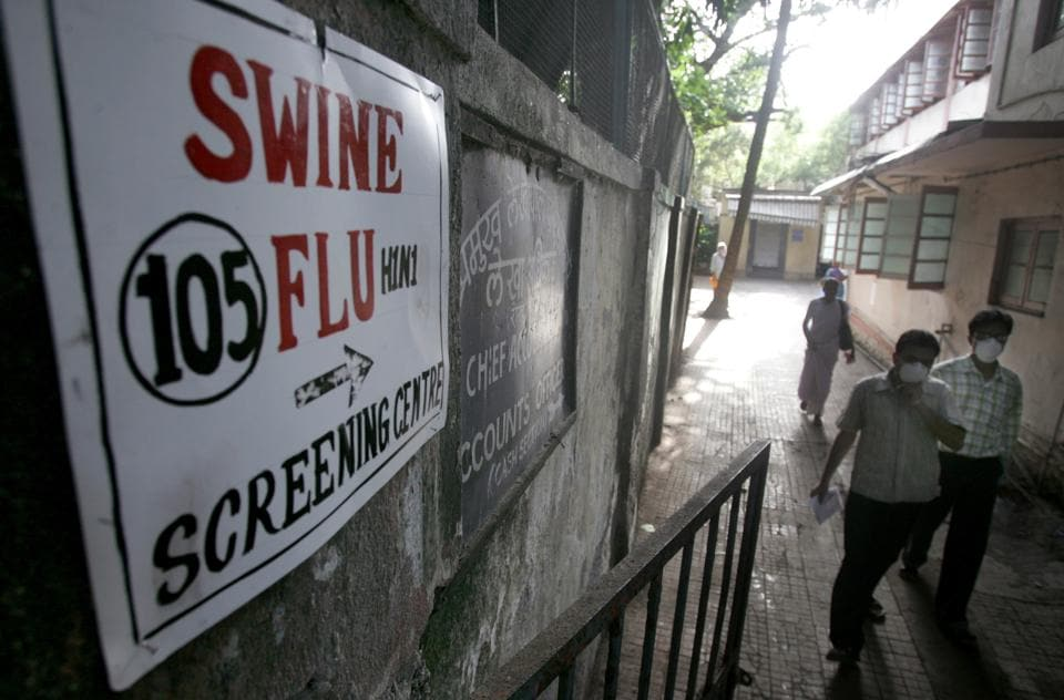 On June 7, a 63 year- old man from Andheri (East) with a history of diabetes died at a civic hospital after contracting the H1N1 virus