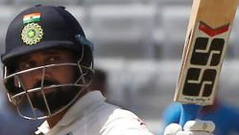 Murali Vijay has represented India in 51 Tests, 17 ODIs and 9 T20Is so far.