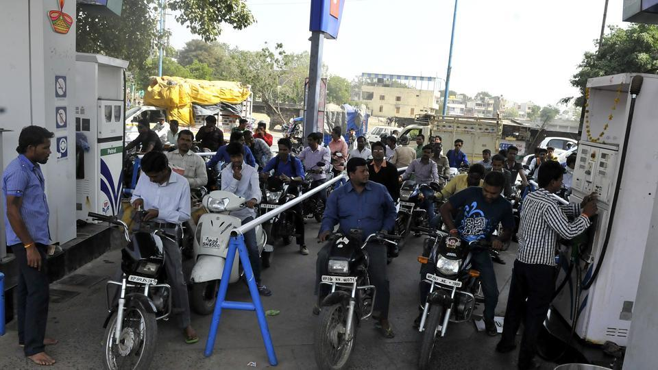Petrol price has been cut by Rs 1.12 a litre, diesel by Rs 1.24.