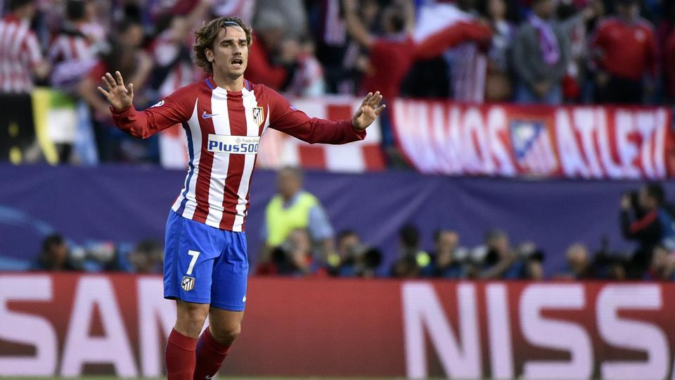 Manchester United miss out as Antoine Griezmann commits to Atletico Madrid