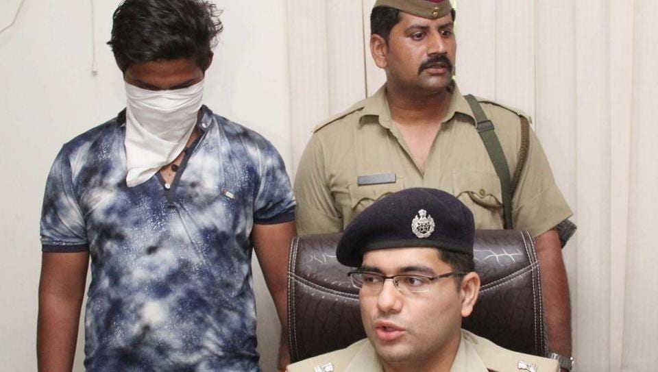 He had duped four people before the police caught him.