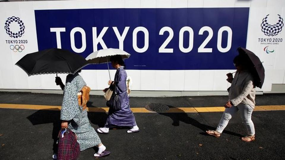The 2020 Olympic Games will be held in Tokyo.