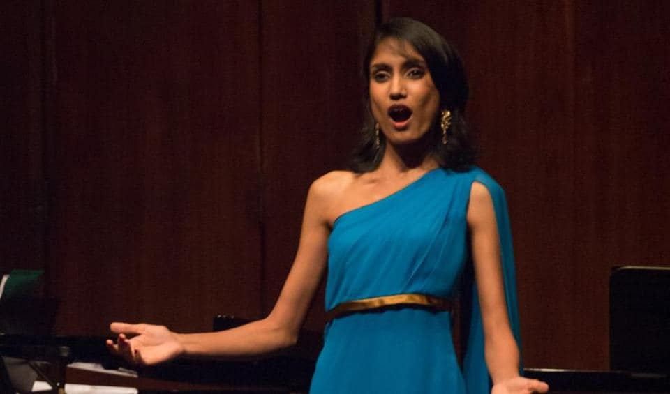 In celebration of World Music day on June 21, soprano Faye Monteiro (above) and pianist Nadine Crasto are helping demystify Western classical music.