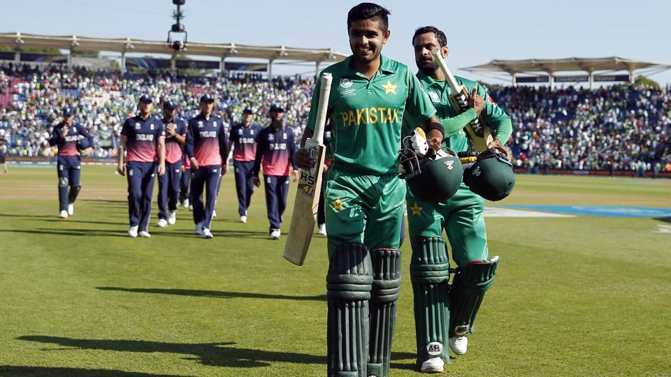 Pakistan upset ICC Champions Trophy hosts and hot favourites England in the semi-final to set up a summit clash against India.
