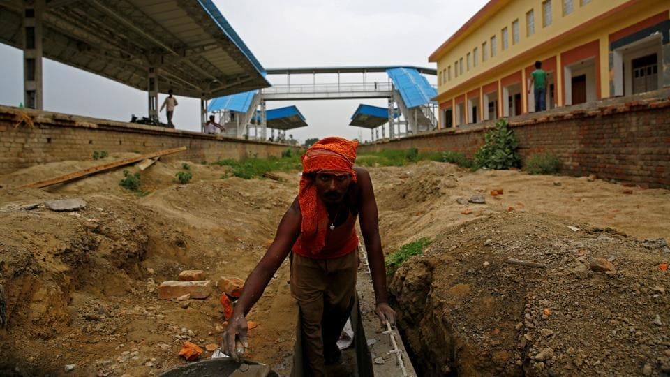 The expansion will create 350 jobs, with plans for a museum to showcase the old German-made abandoned carriages and engines. The expanded route would also make it easier for tourists to visit the Ram Janaki temple, a UNESCO World Heritage site, which devout Hindus believe to be the birthplace of the goddess Sita. (Navesh Chitrakar / REUTERS)