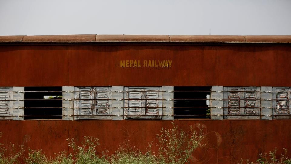 First built as a cargo line to carry wood from Nepal to India in 1937, it was once the lifeblood of the community in Janakpur, running 29 km (18 miles) from Jainagar in India's neighbouring eastern state of Bihar. (Navesh Chitrakar  / REUTERS)