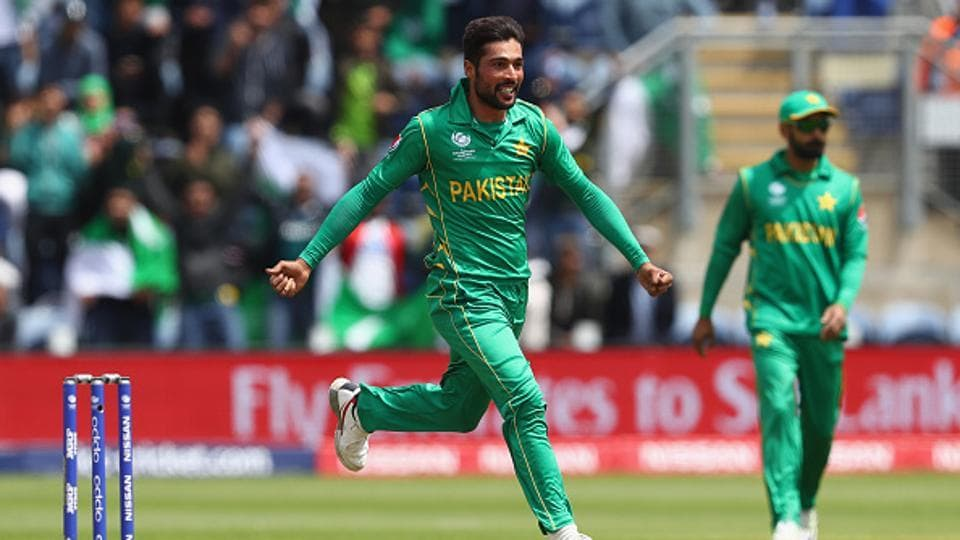Pakistan's Mohammad Amir is likely to be fit for selection for the ICC Champions Trophy final against India.