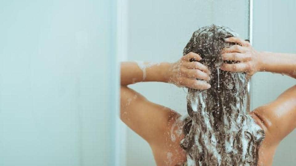 Wash your hair often during the rains to keep it clean.