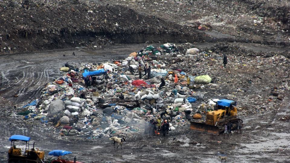 Mulund is the second largest dumping ground in Mumbai