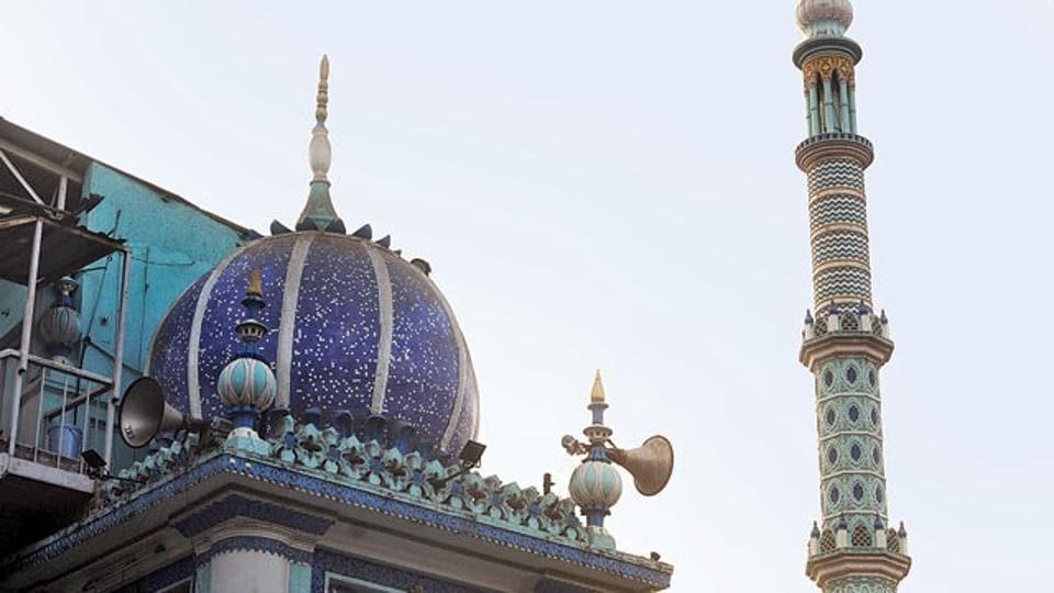 Chandigarh,Jama Masjid,Chandigarh Jama Masjid