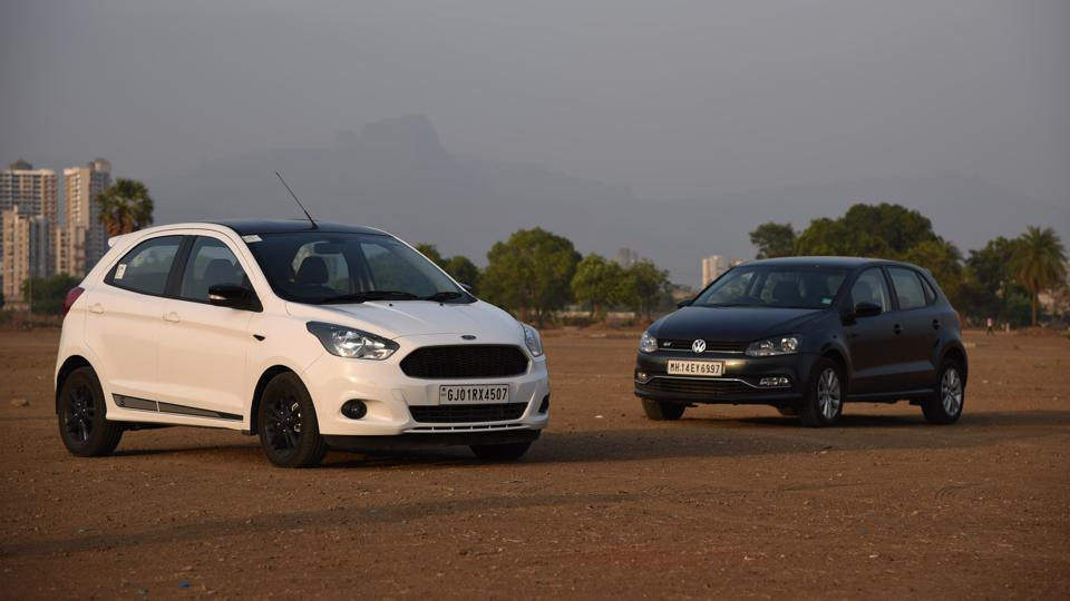 ford figo sports edition vs volkswagen polo gt tdi which one s hotter autos hindustan times. Black Bedroom Furniture Sets. Home Design Ideas