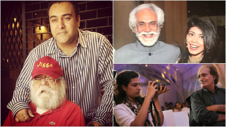 Father's Day,Sunil Sethi,Tanira Sethi