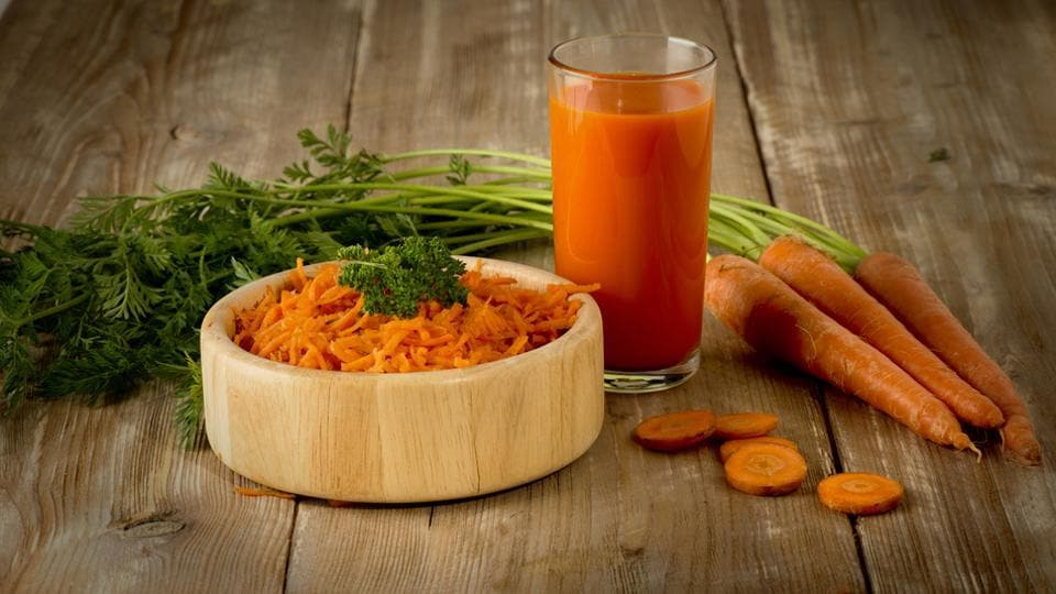 Regular consumption of carrots has been shown to lower cholesterol levels.