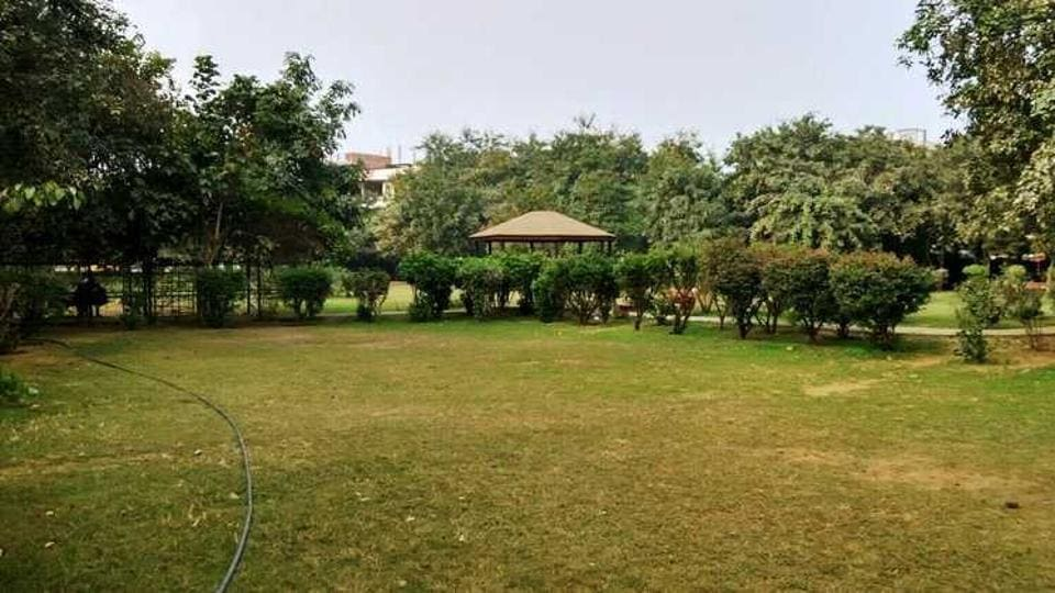 wifi in parks,sector 46,Gurgaon news