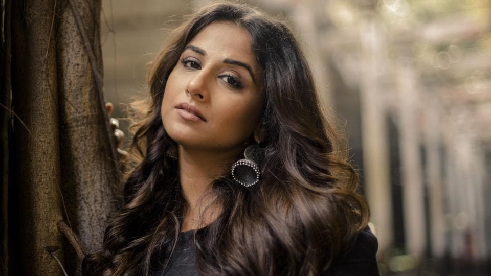 Vidya says that there is not much of a difference between her public persona and who she really is.