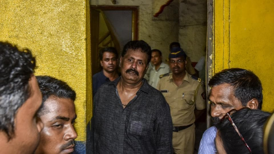 Abdul Qayyum acquitted from 1993 Mumbai serial blasts verdict leaves from Arthur Road Jail in Mumbai, India, on Saturday, June 17, 2017.