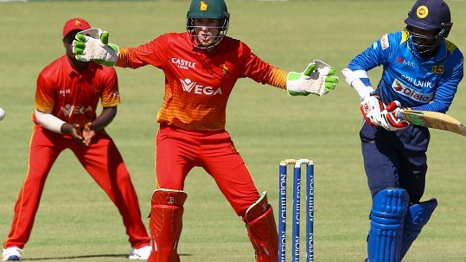 Zimbabwe cricket team and Sri Lanka cricket team were involved in a limited-overs tri-series in November last year in Zimbabwe, with West Indies being the third team in the fray.