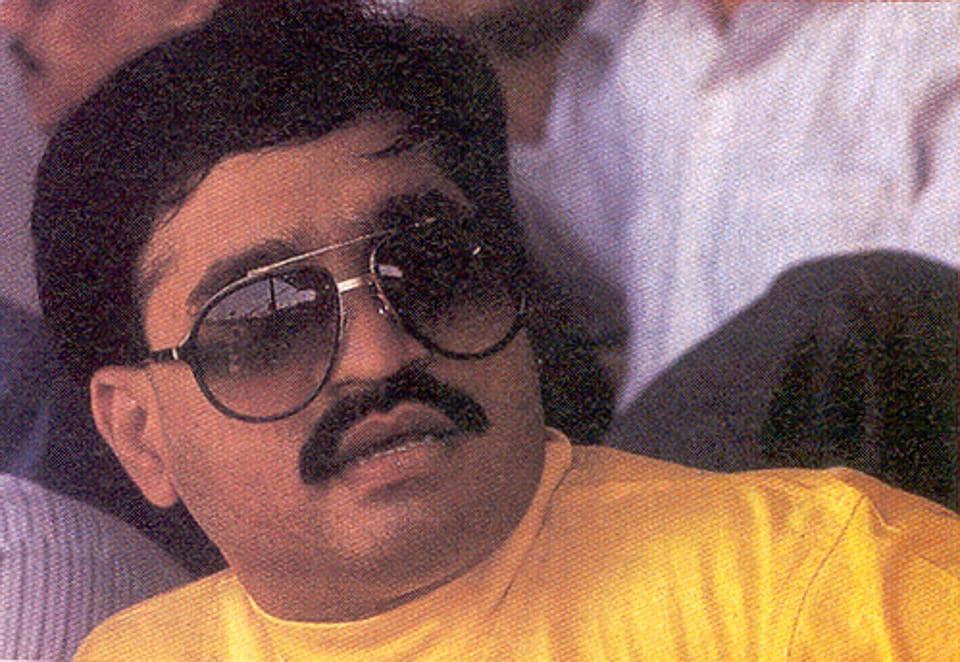 A file photo of Dawood Ibrahim.
